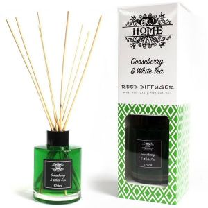 Gooseberry & White Tea Reed Diffuser - 120ml